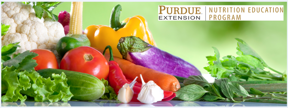 Purdue Extension Provides FREE, Evidence-Based Nutrition